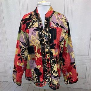 Investments Jacket Shirt XL